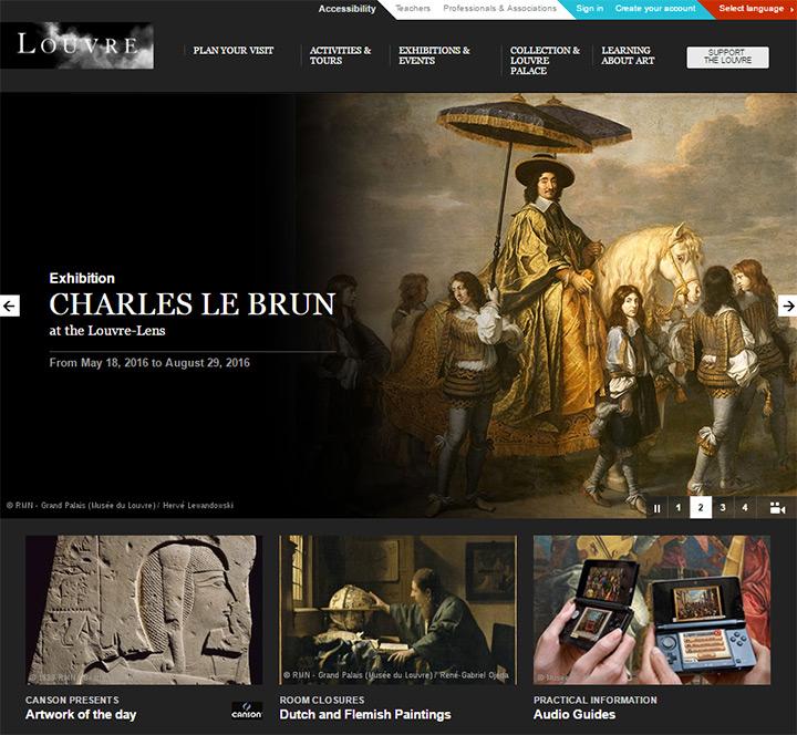 the lourve museum