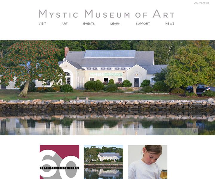 mystic museum of art