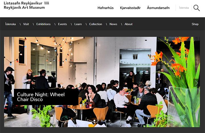 listasafn reykjavik art museum