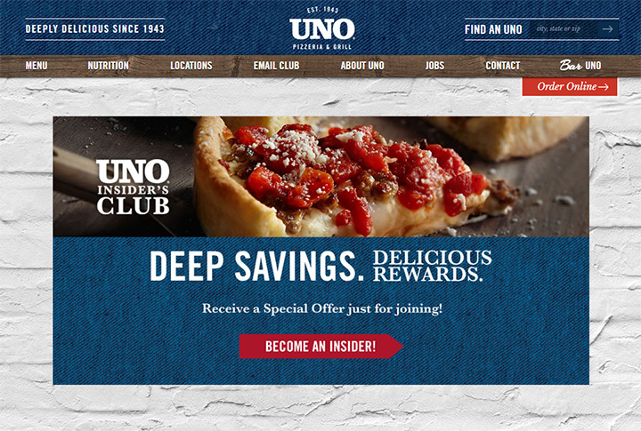 unos pizza