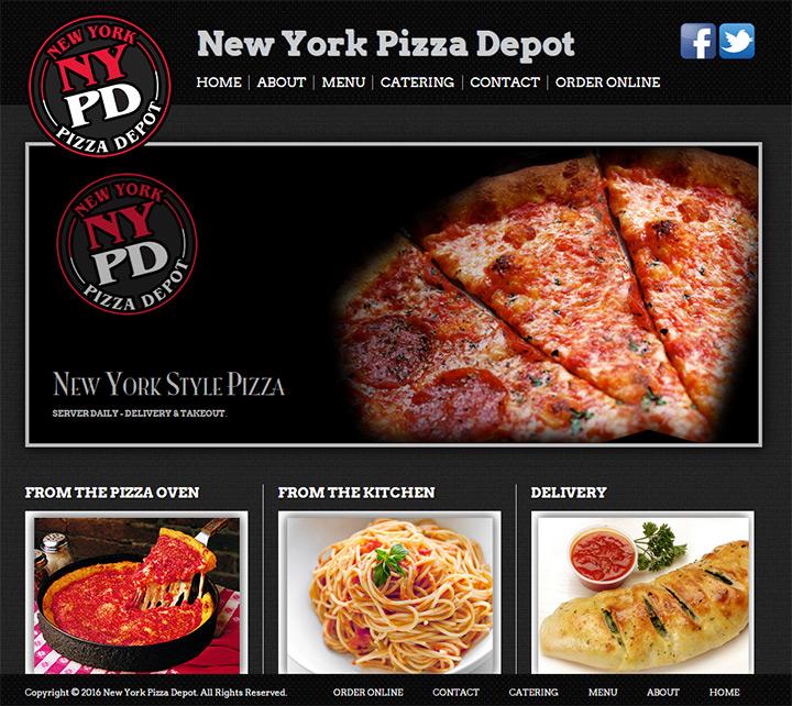 ny pizza depot