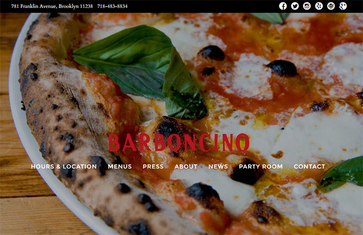 barboncino pizza