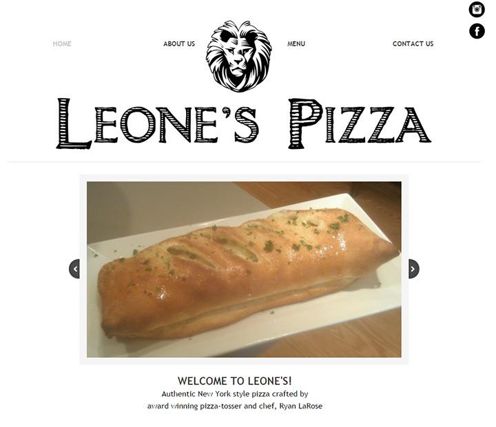 leones pizza