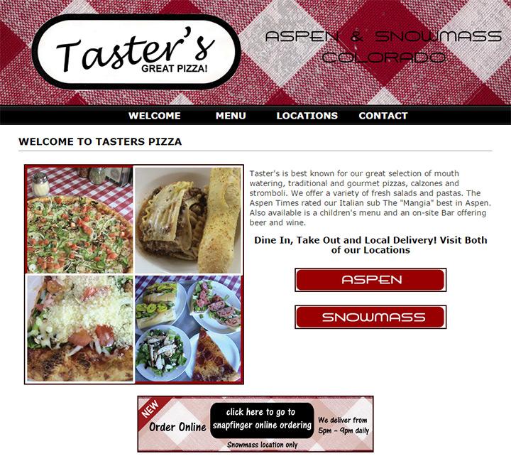 tasters pizza