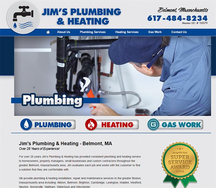jim plumbing heating