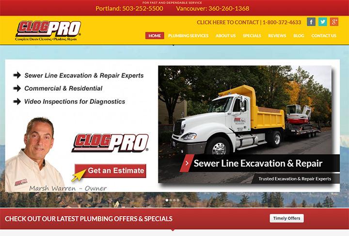 clog pro website
