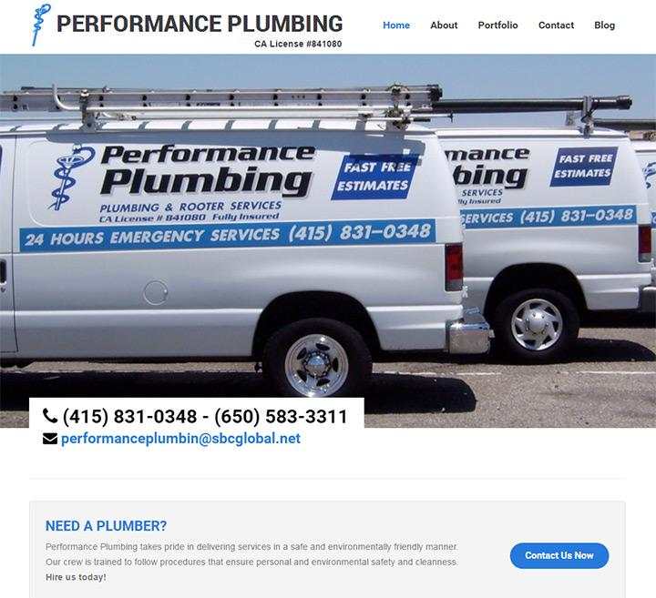 performance plumbing