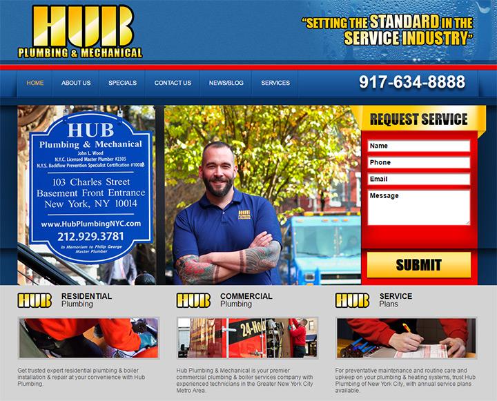 hub plumbing