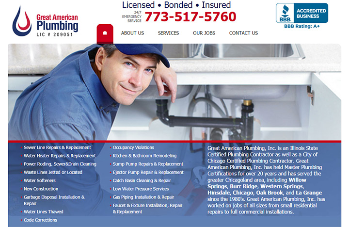 great american plumbing