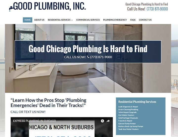 good plumbing website