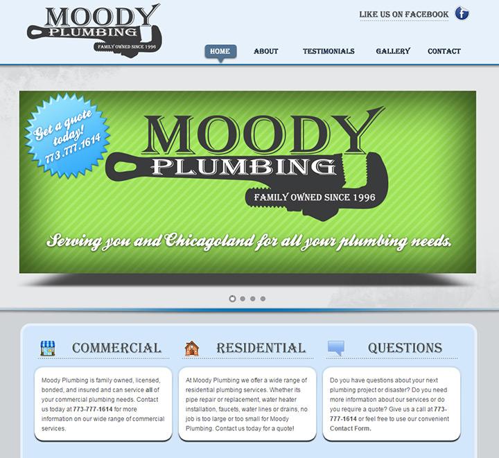family plumber moody