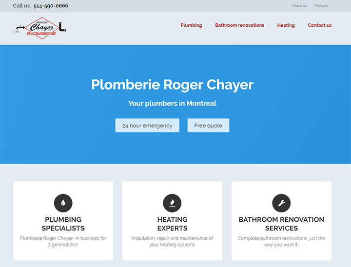 chayer plumber