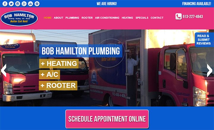 bob hamilton plumbing