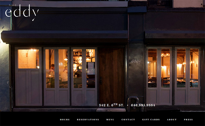 eddy nyc restaurant