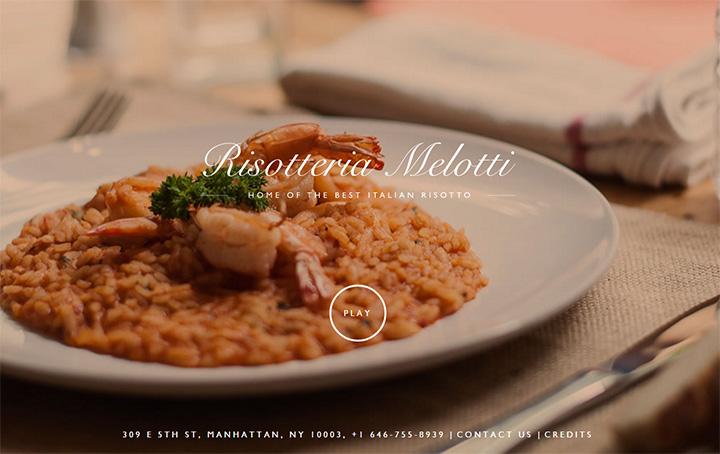 risotteria restaurant