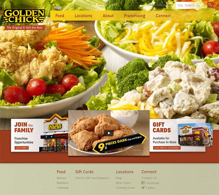 golden chick restaurant