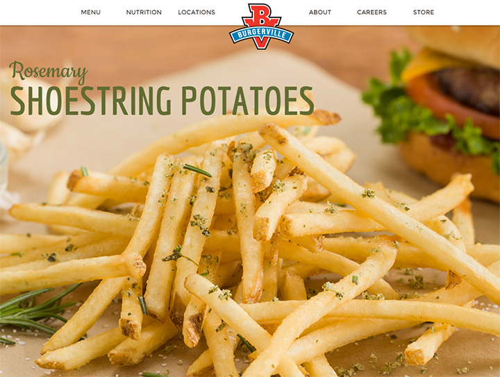 burgerville website