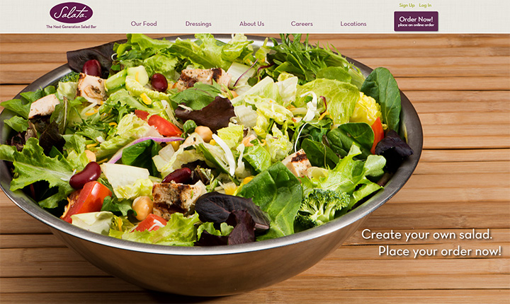salata restaurant