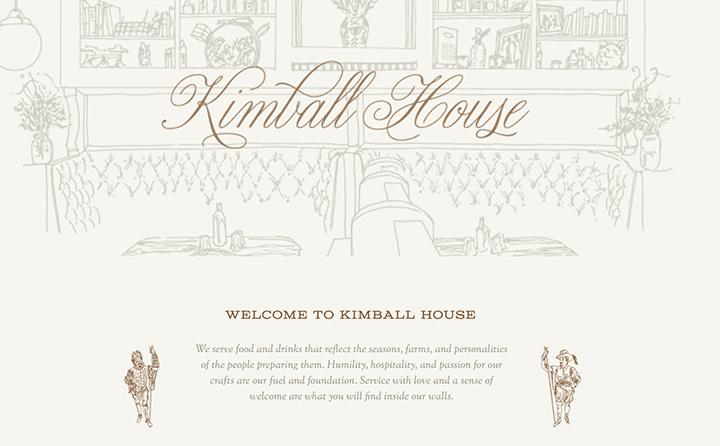 kimball house website