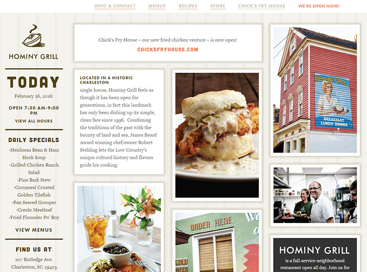 hominy grill website