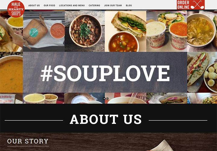 hale hearty soups