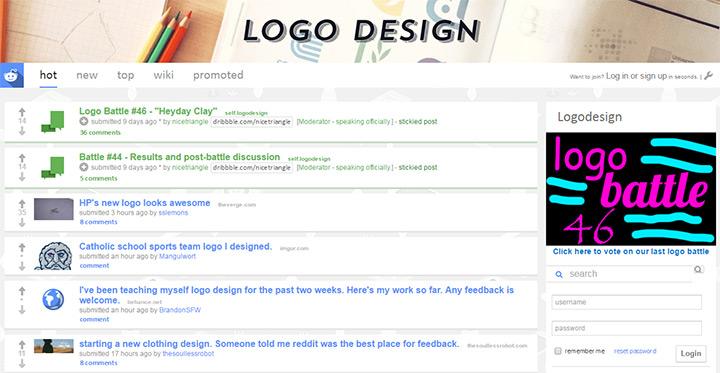 reddit /r logo design