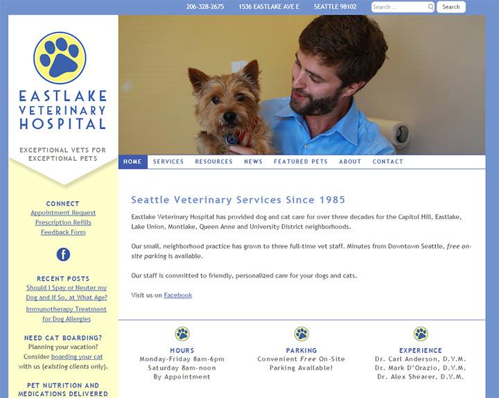 eastlake vet hospital