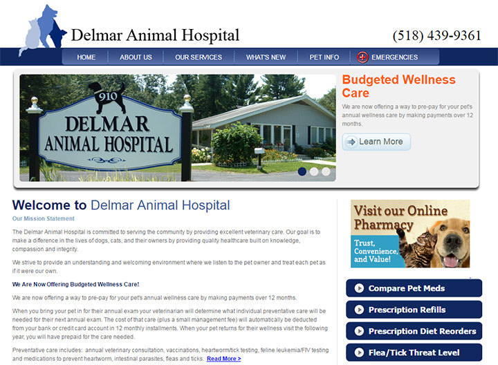 delmar animal hospital
