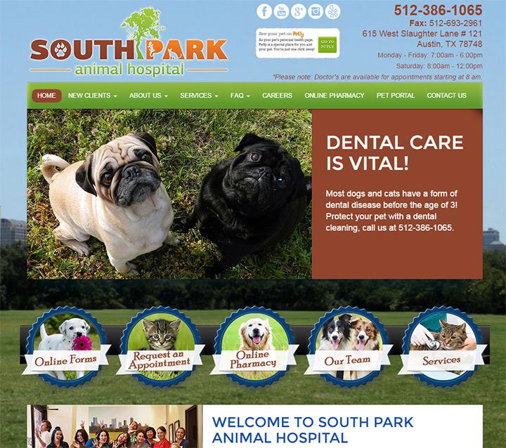 south park animal hospital