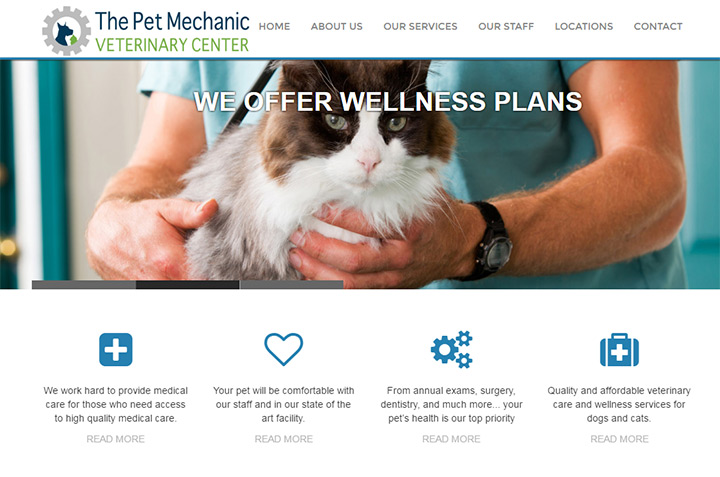 the pet mechacnic