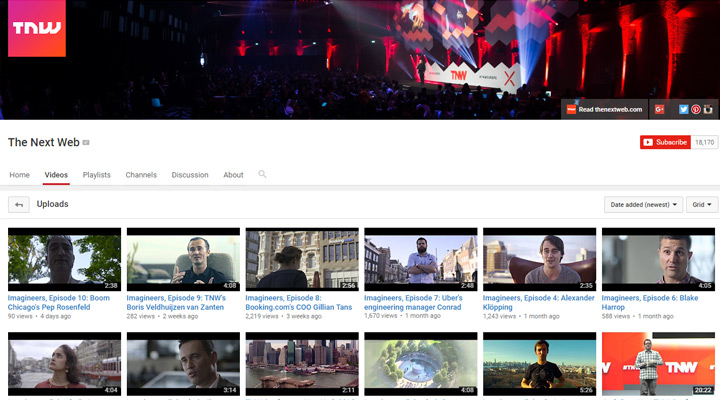tnw next web conference youtube
