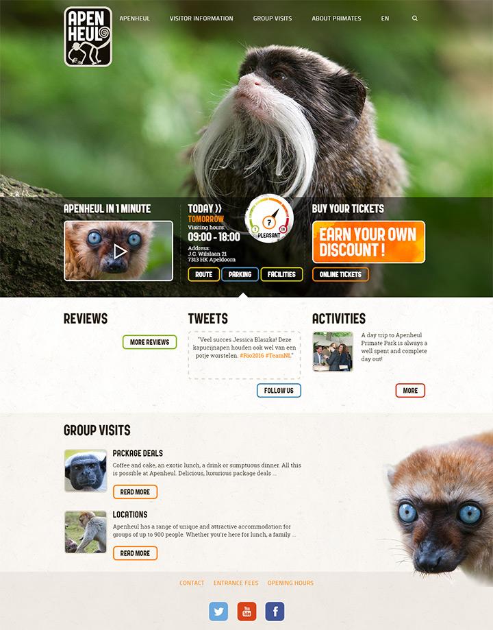 apenheul primate zoo
