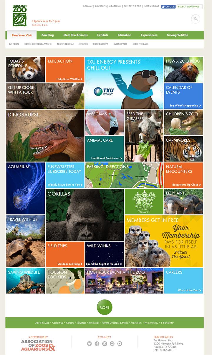 houston zoo texas