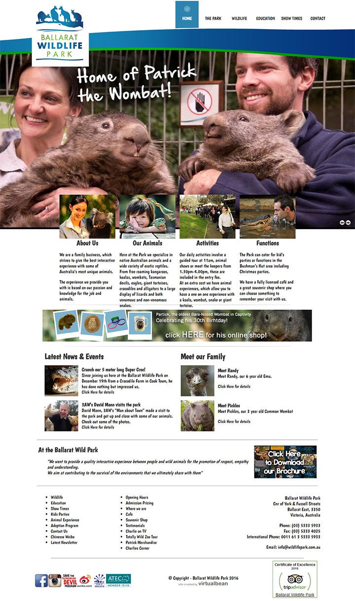 ballarat zoo