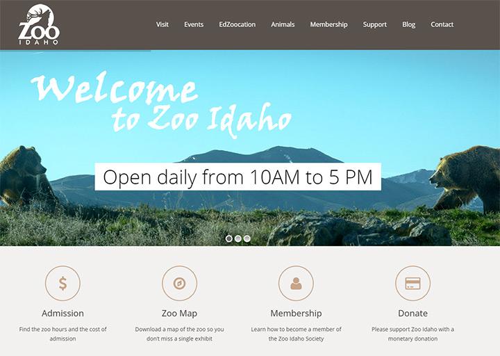 zoo idaho
