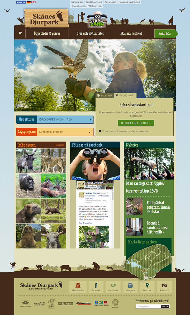 skanes djurpark