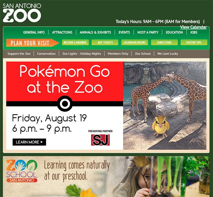san antonio tx zoo