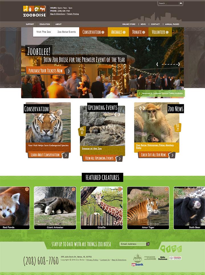 boise idaho zoo