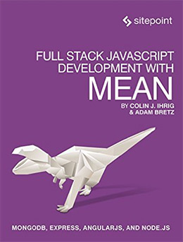 sitepoint fullstack mean