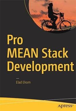 pro mean stack dev cover