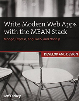 write modern mean stack