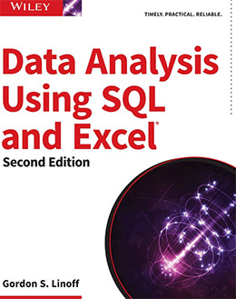 data analysis excel