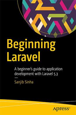 beginning laravel book