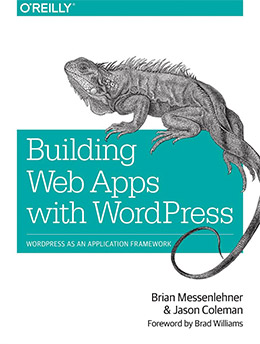 building webapps wordpress book