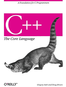 c++ the core language