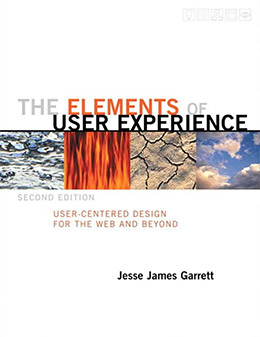 elements of ux book