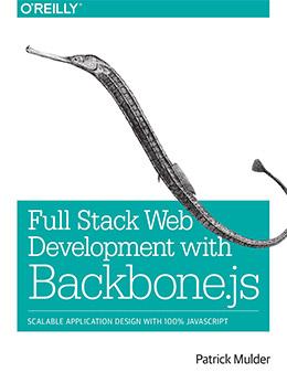 fullstack webdev backbonejs