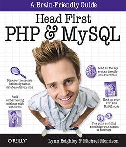 head first php mysql