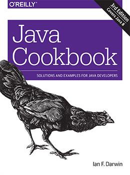 java cookbooks