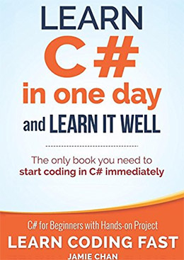 learn csharp one day